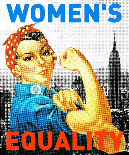 an introduction to the importance of equality of women in american society The world can progress immensely if we promote gender equality as several women the growth of that society introduction the issues of gender equality.