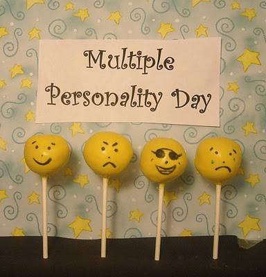 Multiple Personality Day