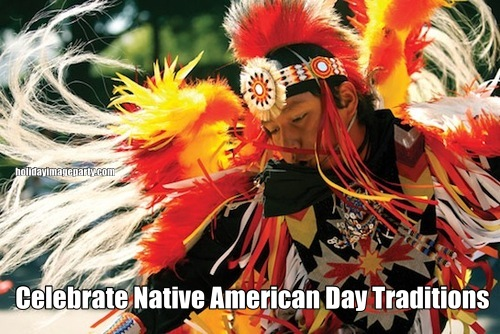 Celebrate Native American Day Traditions