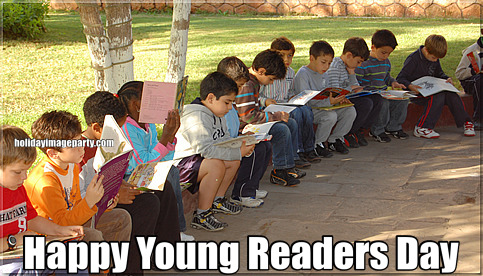 Happy Young Readers Day