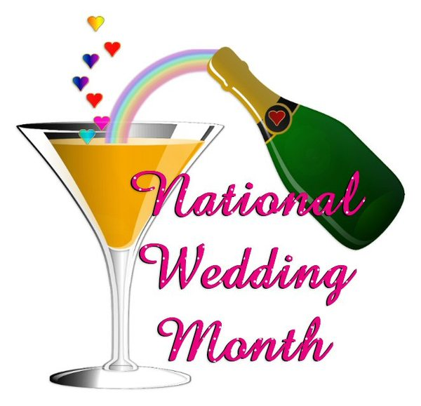 National Wedding Month
