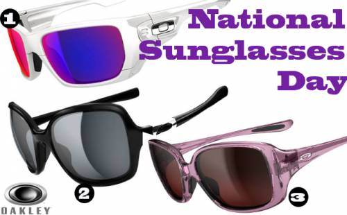 National Sunglasses Day