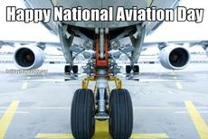 Happy National Aviation Day