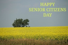 Happy Senior Citizens Day