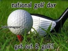 national golf day get out & golf!