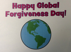 Happy Global Forgiveness Day!
