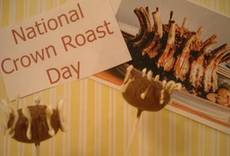 National Crown Roast of Pork Day