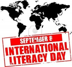 September 8 International Literacy Day