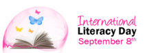International Literacy Day September 8th