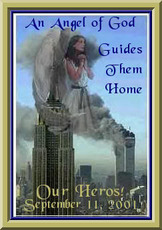 Our heroes September 11 2001