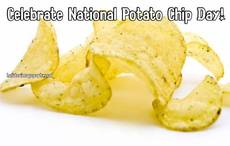 Celebrate National Potato Chip Day!