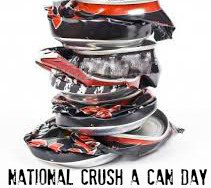 National crush a can day