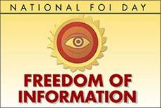 National FOI Day Freedom of Information