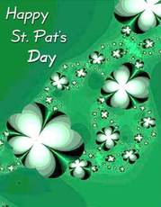Happy St Pat's Day