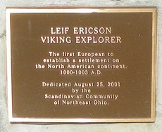 Leif Ericson Day Viking Explorer
