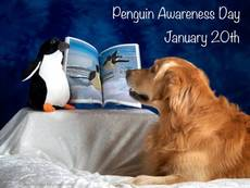 Penguin Awareness Day January 20th