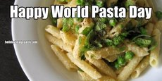Happy World Pasta Day