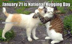 January 21 is National Hugging Day
