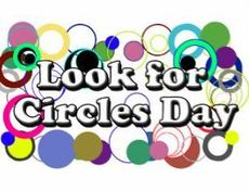 Look for Circles Day