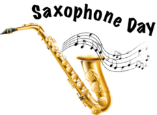 Saxophone Day
