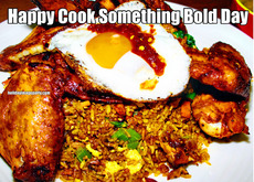 Happy Cook Something Bold Day