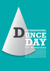 International Dunce Day 8th November