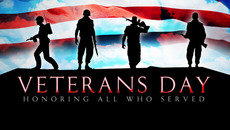 Veterans Day Honoring all who served