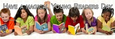 Have a magical Young Readers Day