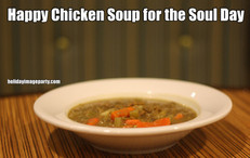 Happy Chicken Soup for the Soul Day