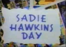 Sadie Hawkins Day