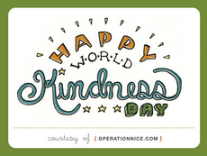 Happy World Kindness Day