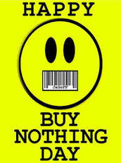 Happy Buy Nothing Day