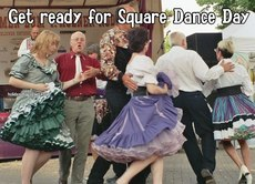 Get ready for Square Dance Day