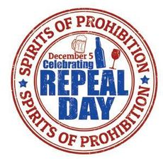 December 5 Celebrating Repeal Day