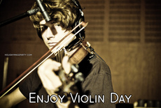 Enjoy Violin Day
