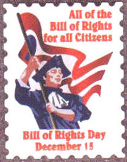 Bill of Rights Day December 15