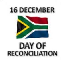 16 December Day of Reconciliation