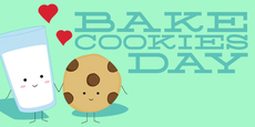 Bake Cookies Day