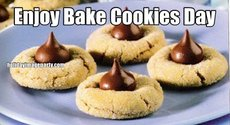 Enjoy Bake Cookies Day