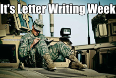 It's Letter Writing Week