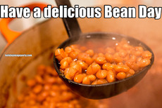 Have a delicious Bean Day