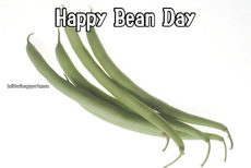 Happy Bean Day