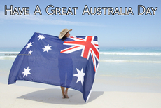 Have A Great Australia Day