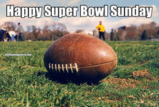 Happy Super Bowl Sunday