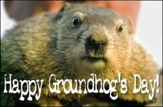 Happy Groundhog's Day!