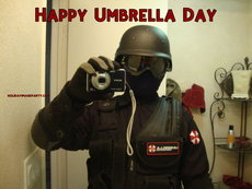 Happy Umbrella Day