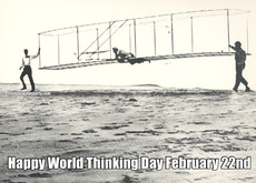 Happy World Thinking Day February 22nd