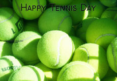 Happy Tennis Day