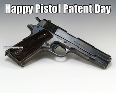 Happy Pistol Patent Day