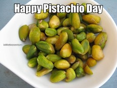 Happy Pistachio Day